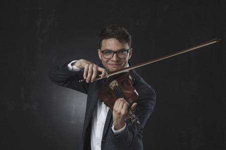 The Violinist 16