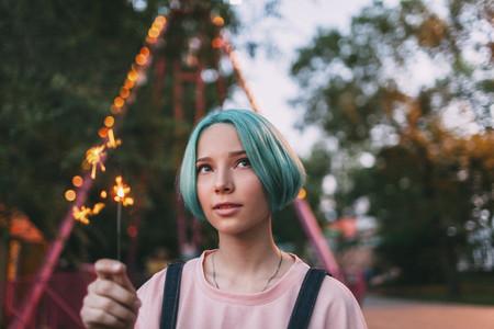 Aquamarine Teen 12