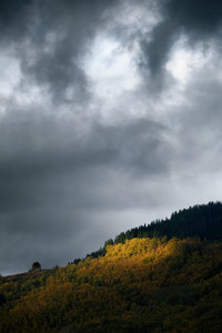 Autumn before the storm