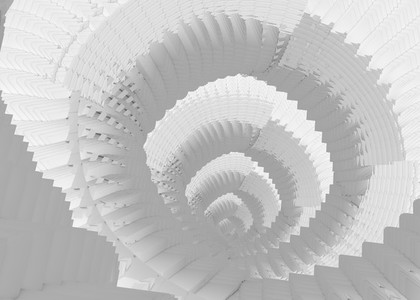 abstract helix