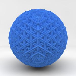 triangle sphere