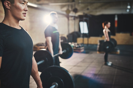 Weightlifting is key to getting stronger