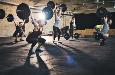 Weightlifting for greater strength