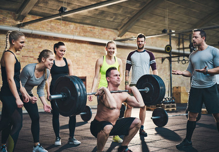 Support makes lifting easier