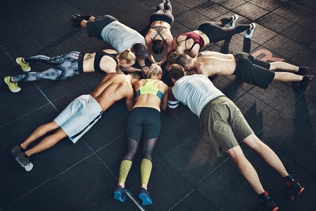 Achieving fitness as a group