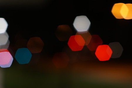 night bokeh III