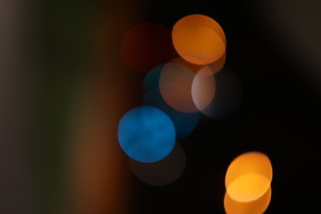 night bokeh I