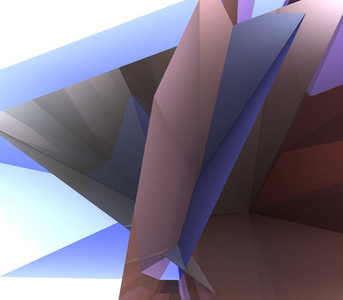 abstract 3d illustration