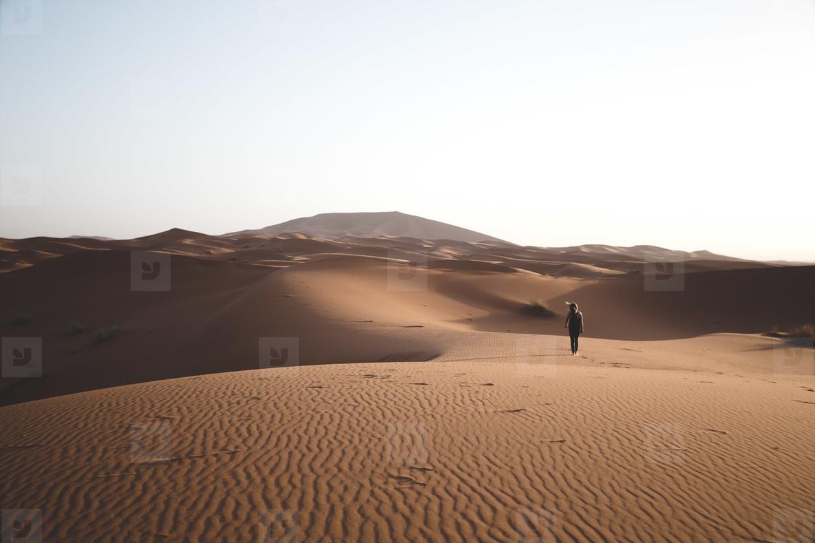 Merzouga  Sahara Recreation area