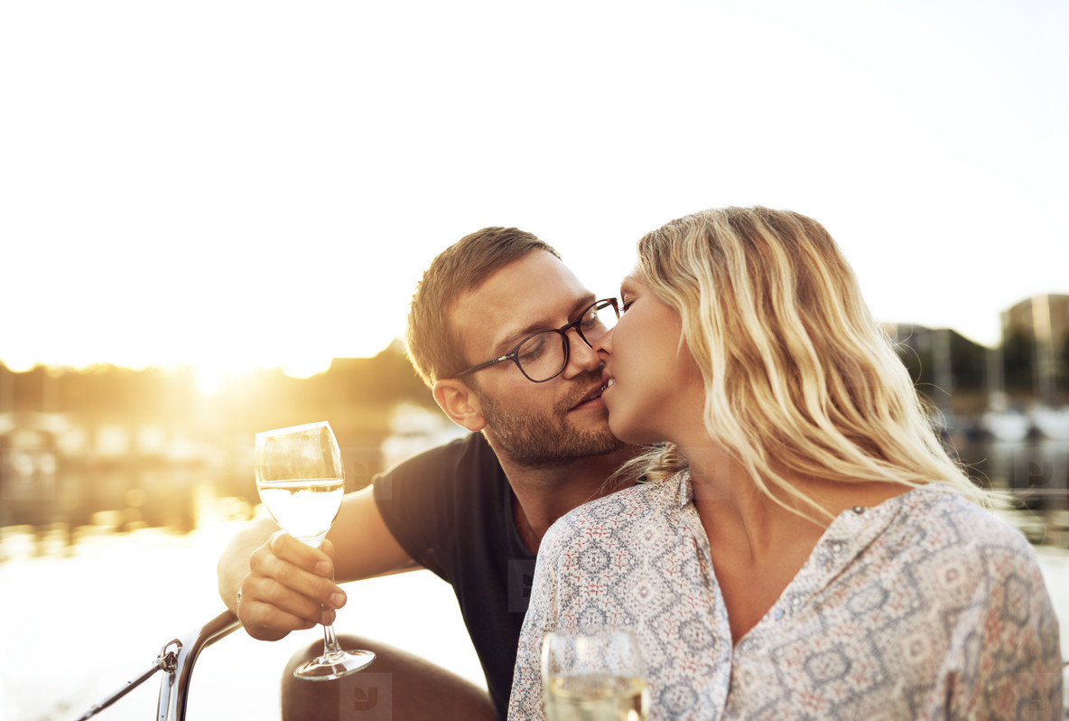Image result for husband kiss wife