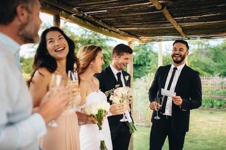 Best man speech for newlywed couple