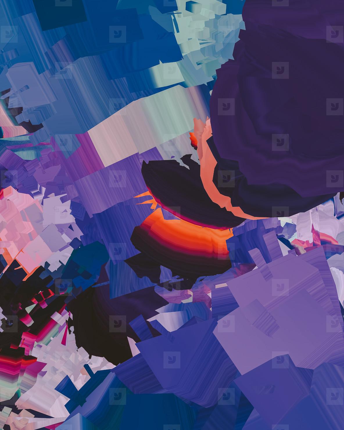 Digital Watercolor 04