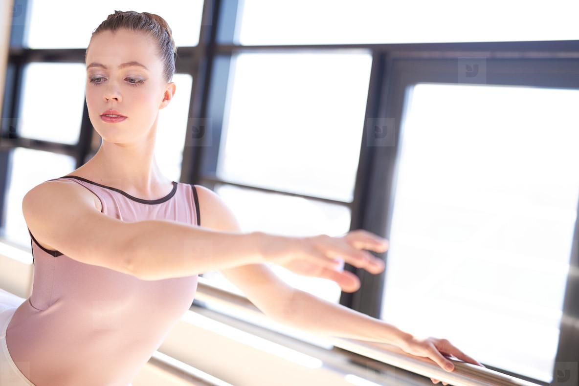 Young Ballerina  11