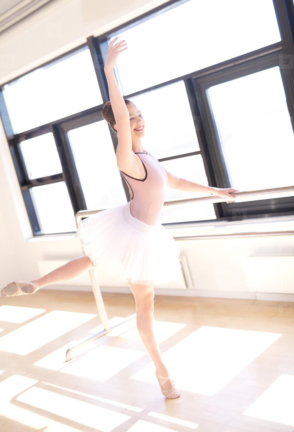 Young Ballerina  12