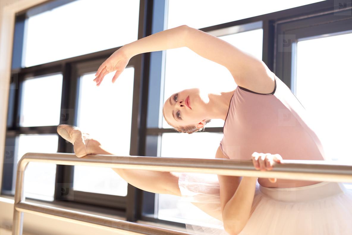 Young Ballerina  15
