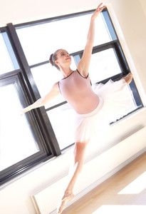 Young Ballerina 16