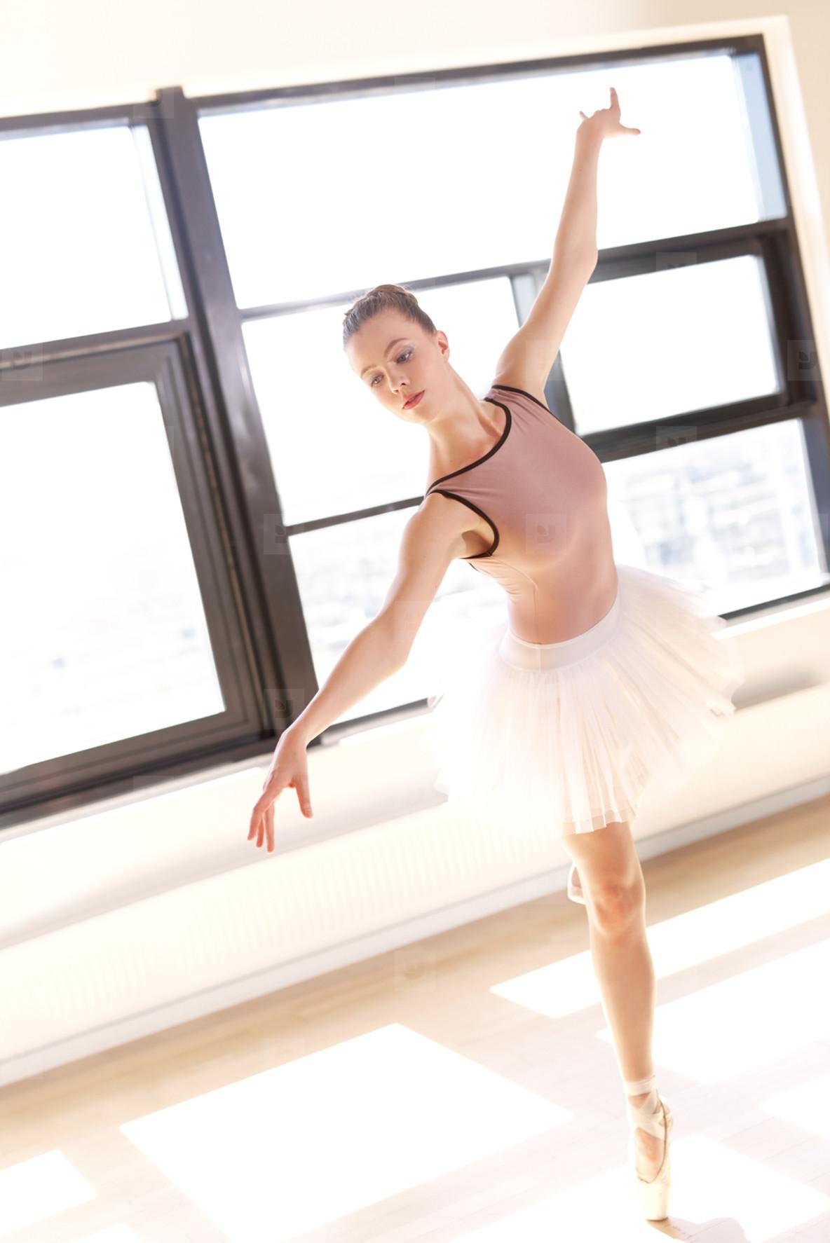 Young Ballerina  18