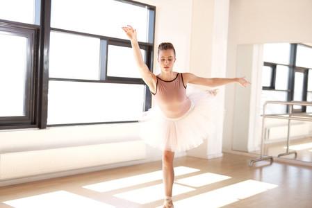 Young Ballerina 19