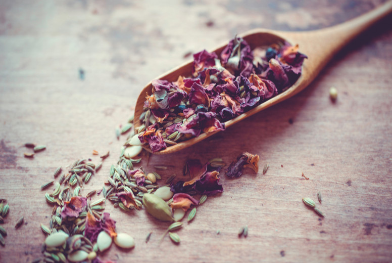 Beautiful spices