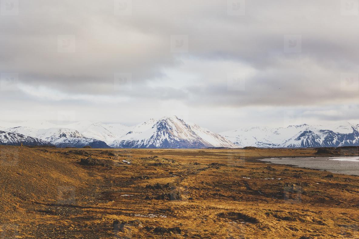 Winter Season  East Iceland