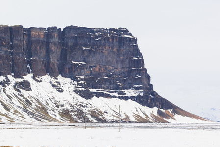 Lomagnupur mountain  Iceland