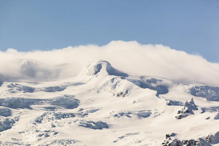 Winter landscape of Iceland 01