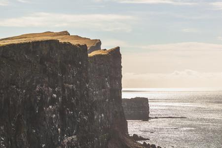 Latrabjarg cliff in Westfjords