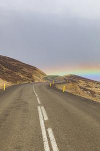 Road 63 Vestfirdir Iceland