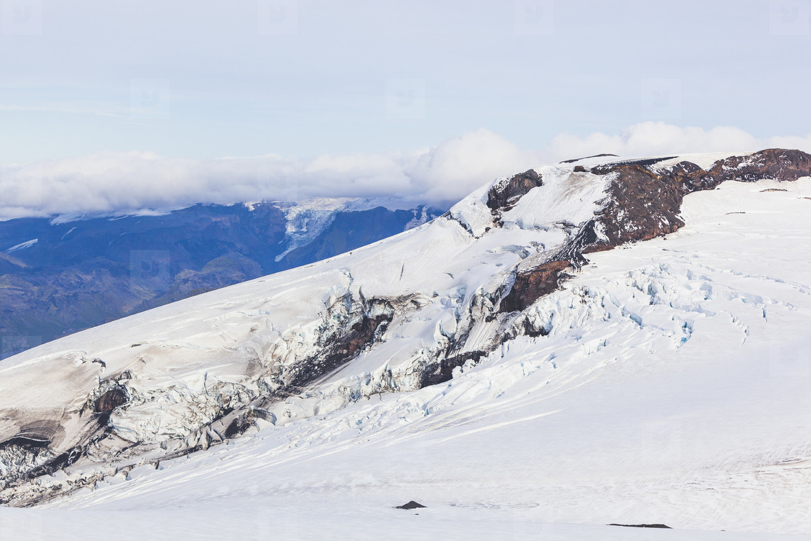 Eyjafjallajokull  Iceland