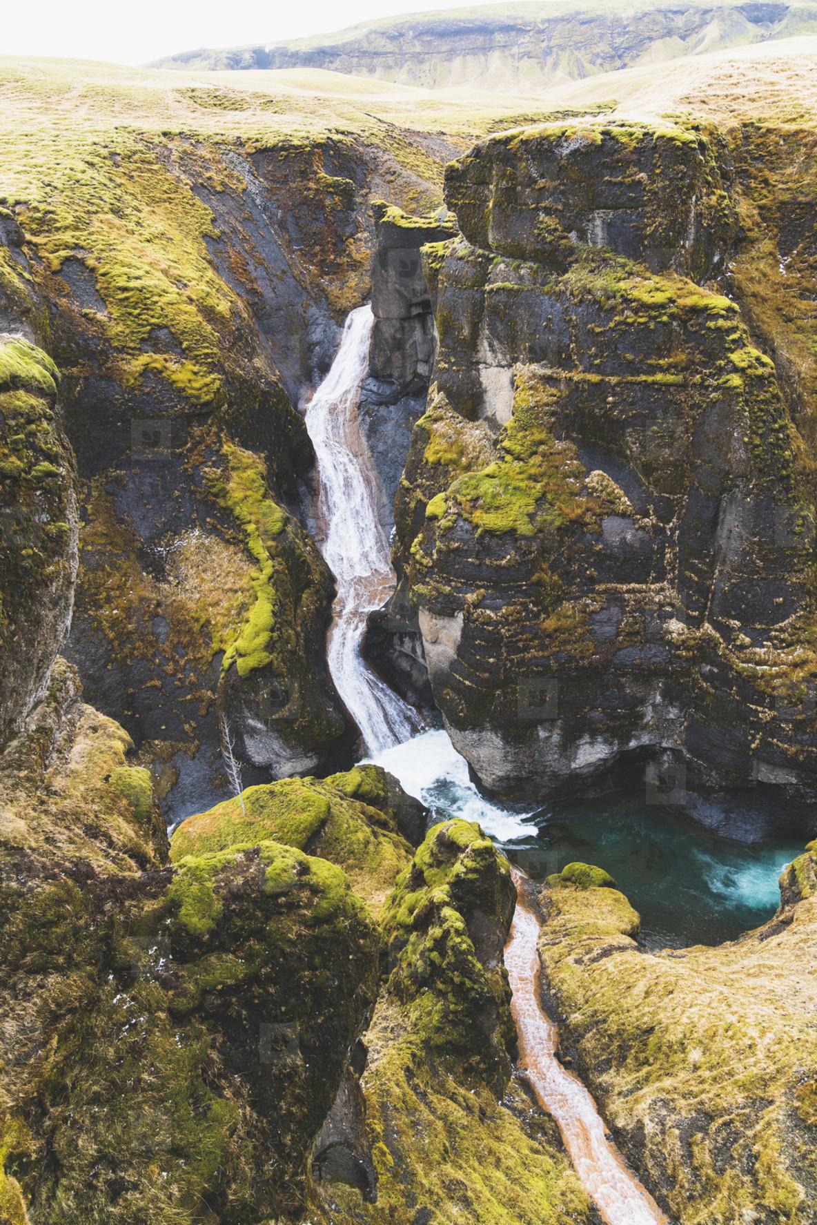 Fjarrgljfur Canyon  01