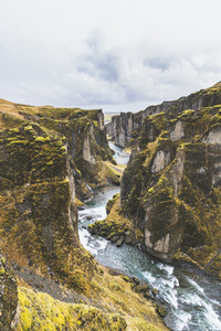 Fjarrgljfur Canyon 02
