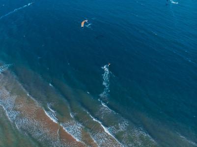 Aerial Beach  Ocean View