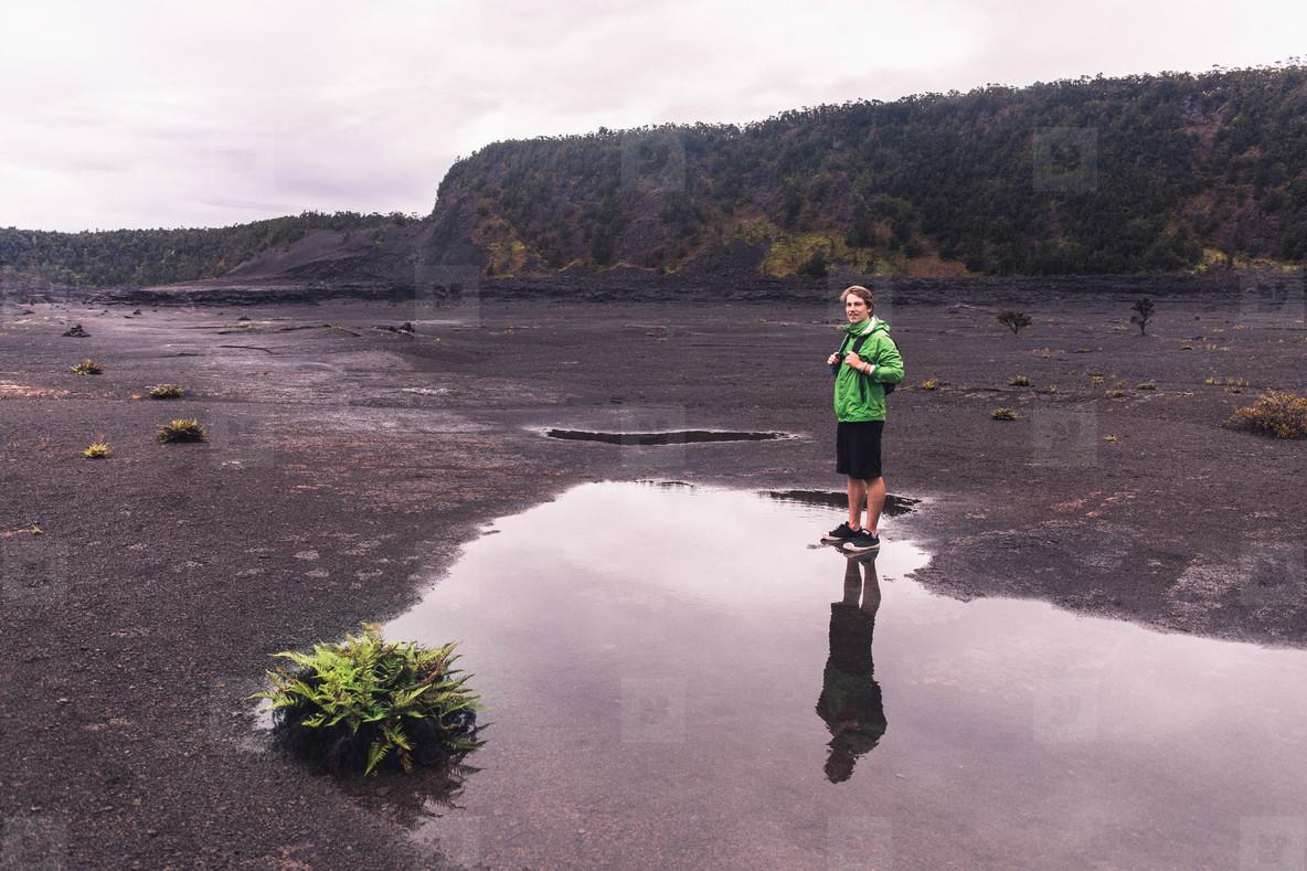 Hawai i Volcanoes National Park