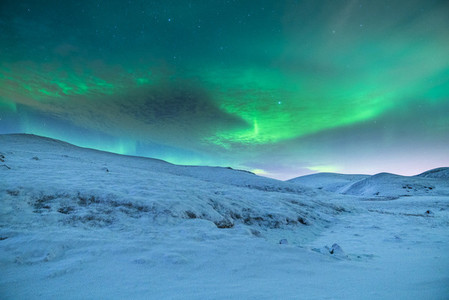 Northern Lights  Iceland 01