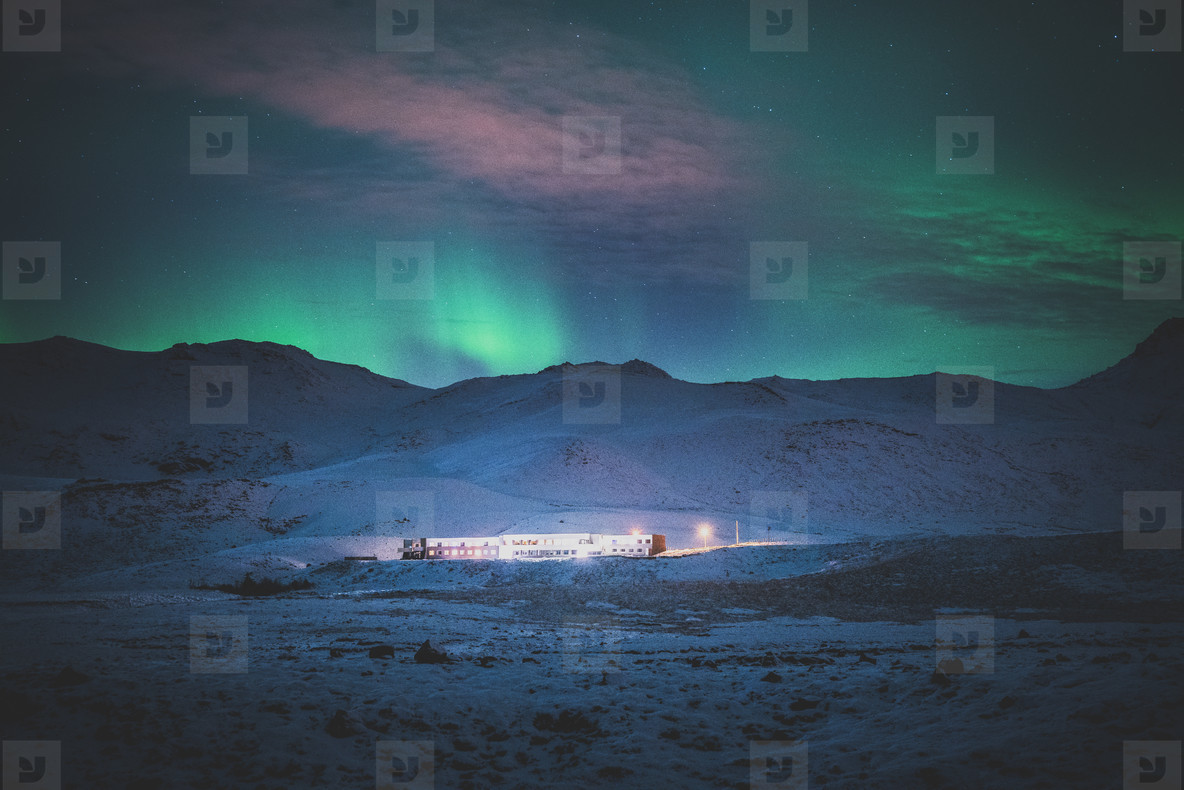 Northern Lights  Iceland  02