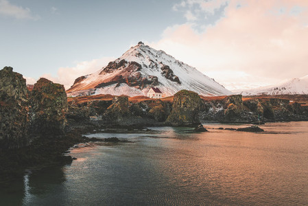 Arnarstapi  West Iceland