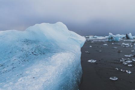Icebergs Iceland 03