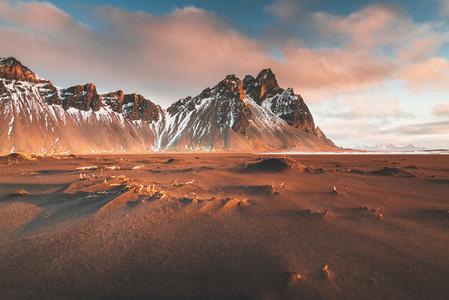 Vestrahorn  Southeast Iceland