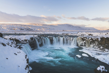 Aldeyjarfoss Waterfall Iceland
