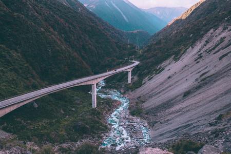 Otira Viaduct Lookout