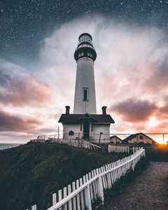 Pigeon Point Ligthhouse