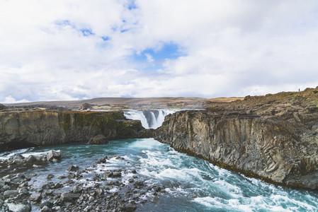 Hrafnabjargafoss Waterfall 02