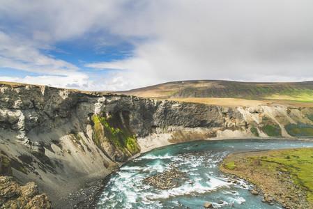 Aldeyjarfossr  Iceland