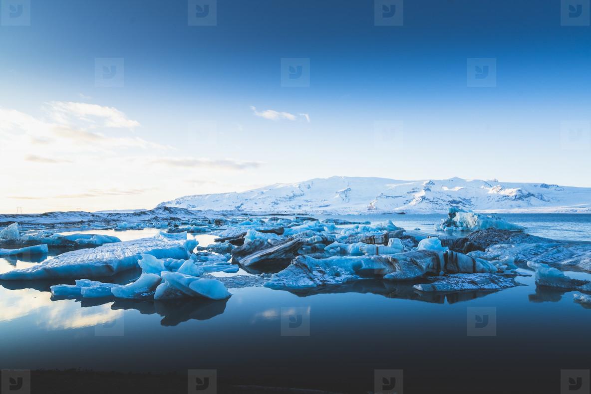 Jokulsarlon Glacier Lagoon  02