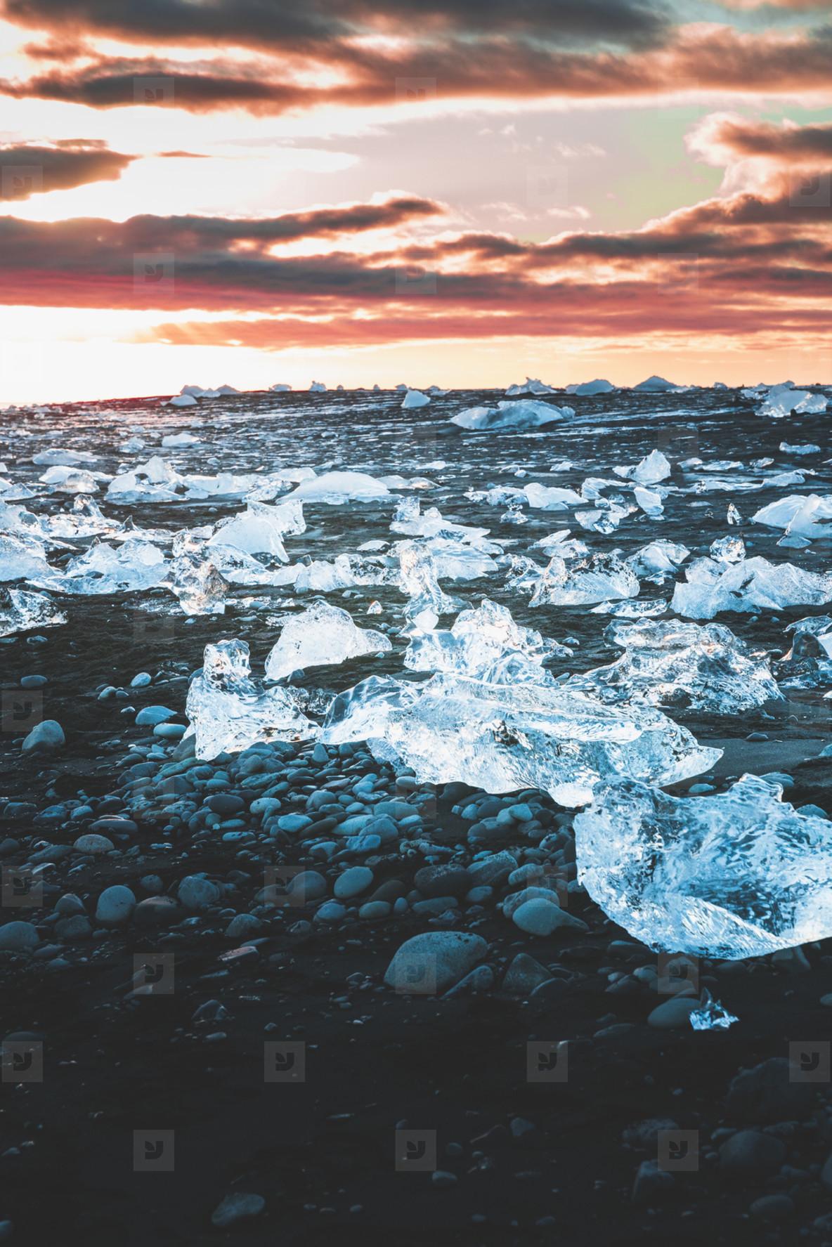 Jokulsarlon Glacier Lagoon  04