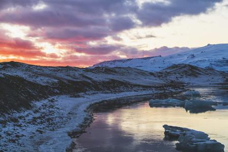 Jokulsarlon Glacier Lagoon 10