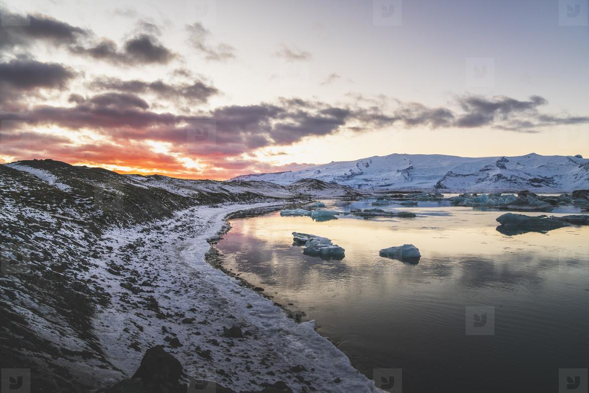 Jokulsarlon Glacier Lagoon  11