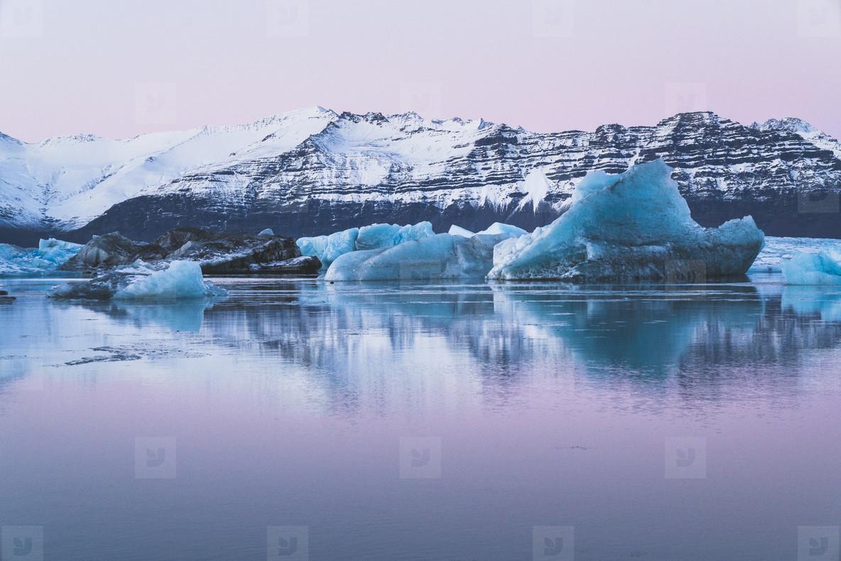 Jokulsarlon Glacier Lagoon  12