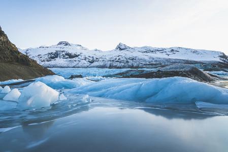 Fjallsarlon Iceberg Lagoon 06