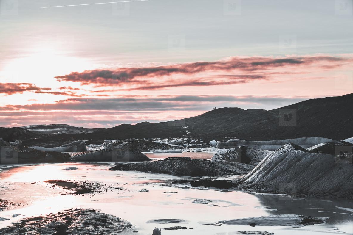 Fjallsarlon Iceberg Lagoon  07